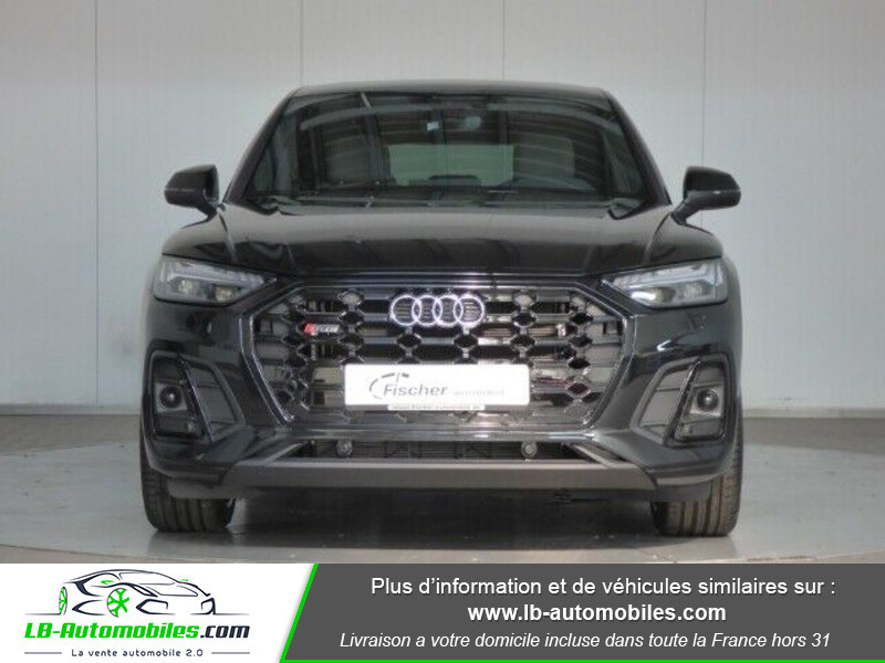 Audi SQ5 Sportback 3.0 V6 TDI 341 Tiptronic 8 Quattro Noir occasion à Beaupuy - photo n°17