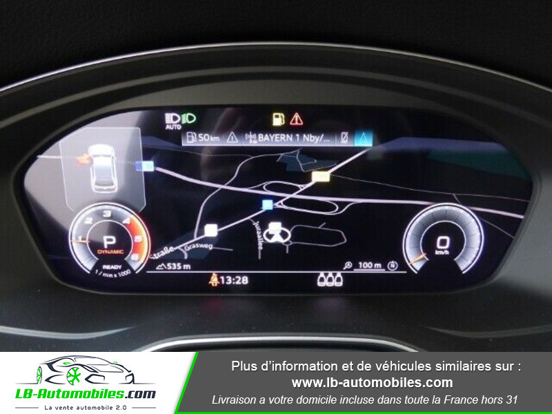 Audi SQ5 Sportback 3.0 V6 TDI 341 Tiptronic 8 Quattro Noir occasion à Beaupuy - photo n°10