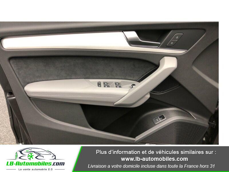 Audi SQ5 Sportback 3.0 V6 TDI 341 Tiptronic 8 Quattro Gris occasion à Beaupuy - photo n°12