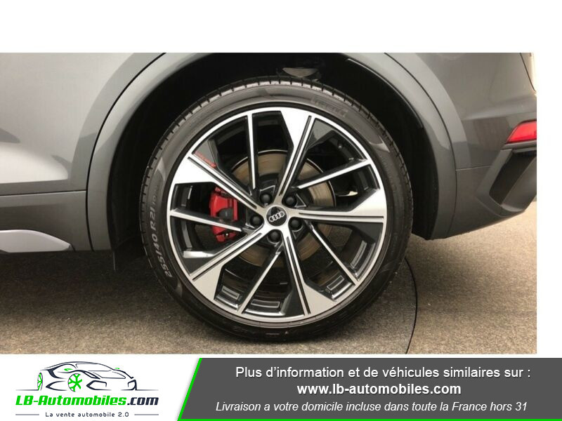 Audi SQ5 Sportback 3.0 V6 TDI 341 Tiptronic 8 Quattro Gris occasion à Beaupuy - photo n°8