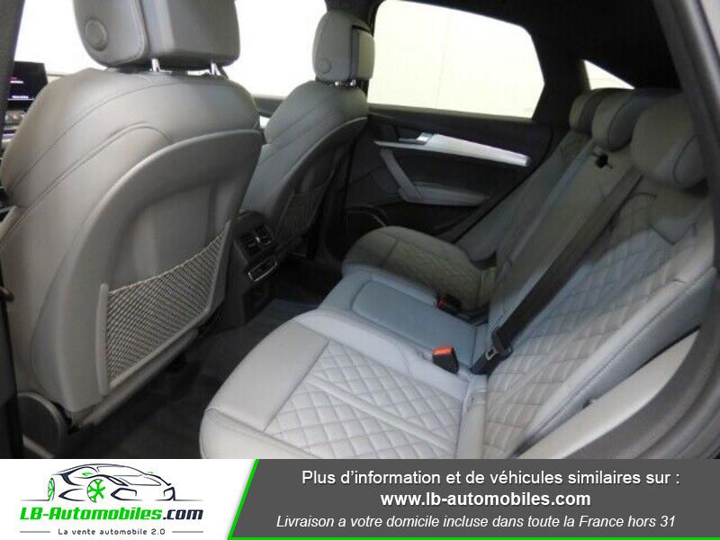 Audi SQ5 Sportback 3.0 V6 TDI 341 Tiptronic 8 Quattro Noir occasion à Beaupuy - photo n°6