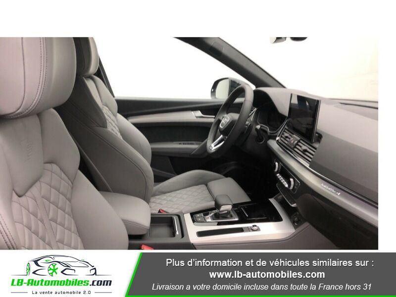 Audi SQ5 Sportback 3.0 V6 TDI 341 Tiptronic 8 Quattro Gris occasion à Beaupuy - photo n°10