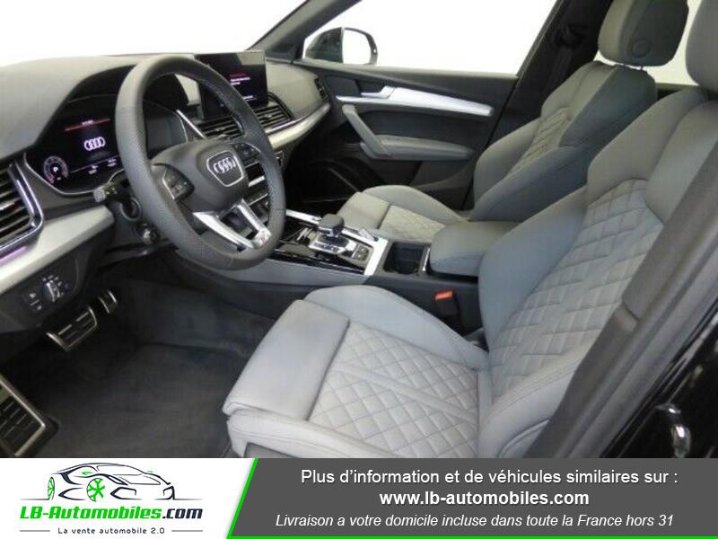 Audi SQ5 Sportback 3.0 V6 TDI 341 Tiptronic 8 Quattro Noir occasion à Beaupuy - photo n°12