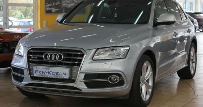 Audi SQ5 # Inclus Carte Grise, Malus écolo et livraison à votre domic Argent occasion à Mudaison