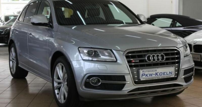 Audi SQ5 # Inclus Carte Grise, Malus écolo et livraison à votre domic Argent occasion à Mudaison - photo n°2
