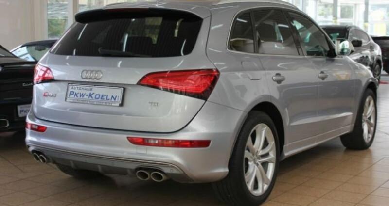 Audi SQ5 # Inclus Carte Grise, Malus écolo et livraison à votre domic Argent occasion à Mudaison - photo n°3