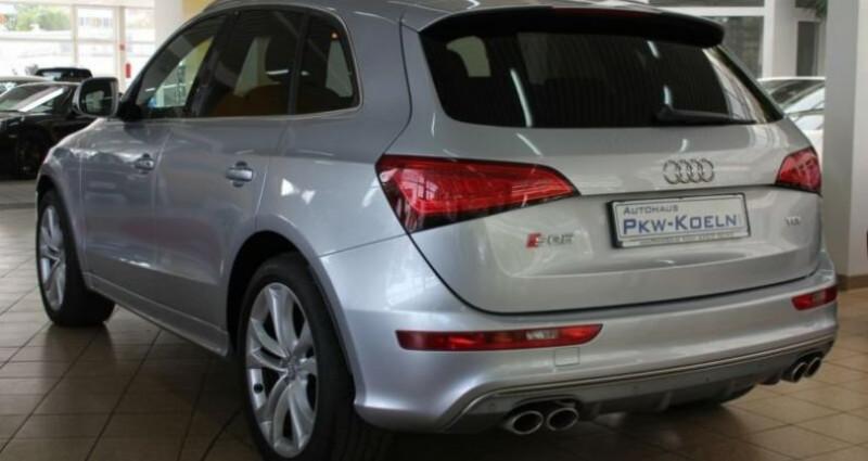 Audi SQ5 # Inclus Carte Grise, Malus écolo et livraison à votre domic Argent occasion à Mudaison - photo n°4