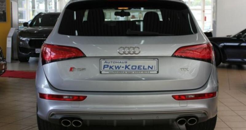Audi SQ5 # Inclus Carte Grise, Malus écolo et livraison à votre domic Argent occasion à Mudaison - photo n°5
