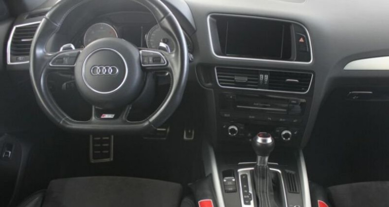 Audi SQ5 # Inclus Carte Grise, Malus écolo et livraison à votre domic Argent occasion à Mudaison - photo n°6