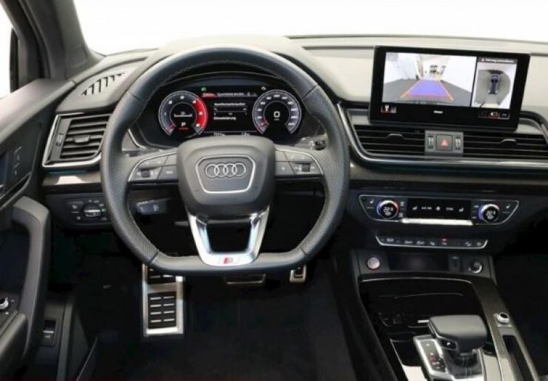 Audi SQ5 3.0 TDI 341CH QUATTRO TIPTRONIC 8  occasion à Villenave-d'Ornon - photo n°6