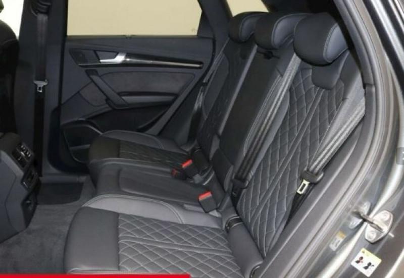 Audi SQ5 3.0 TDI 341CH QUATTRO TIPTRONIC 8  occasion à Villenave-d'Ornon - photo n°9