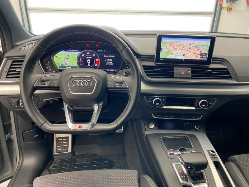 Audi SQ5 3.0 TDI 347CH QUATTRO TIPTRONIC Gris occasion à Villenave-d'Ornon - photo n°8
