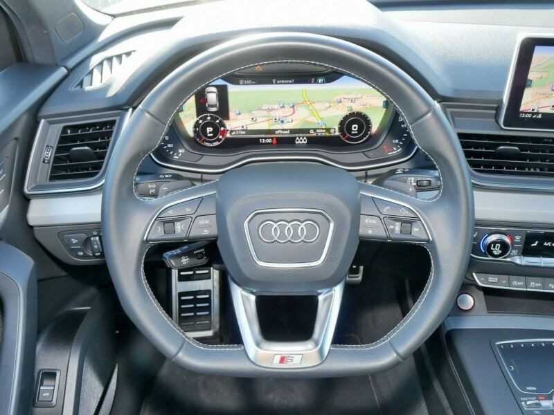 Audi SQ5 3.0 TDI 347CH QUATTRO TIPTRONIC Gris occasion à Villenave-d'Ornon - photo n°7