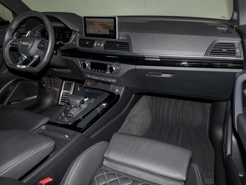 Audi SQ5 3.0 TDI 347CH QUATTRO TIPTRONIC Blanc occasion à Villenave-d'Ornon - photo n°4