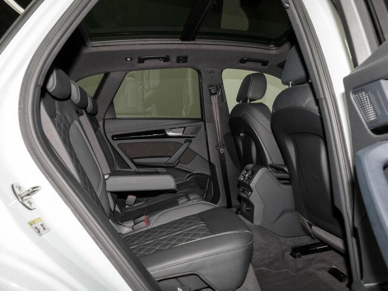 Audi SQ5 3.0 TDI 347CH QUATTRO TIPTRONIC Blanc occasion à Villenave-d'Ornon - photo n°7