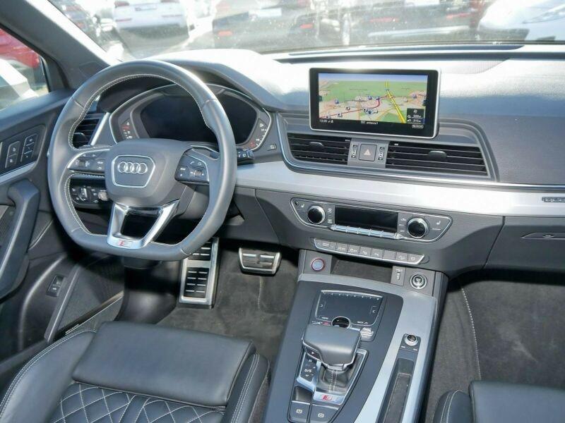 Audi SQ5 3.0 TDI 347CH QUATTRO TIPTRONIC Gris occasion à Villenave-d'Ornon - photo n°4