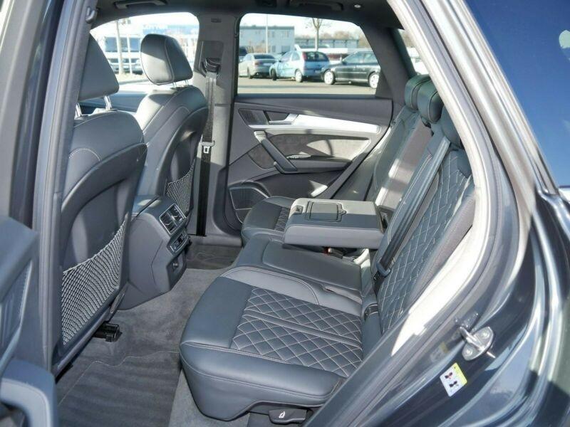 Audi SQ5 3.0 TDI 347CH QUATTRO TIPTRONIC Gris occasion à Villenave-d'Ornon - photo n°9
