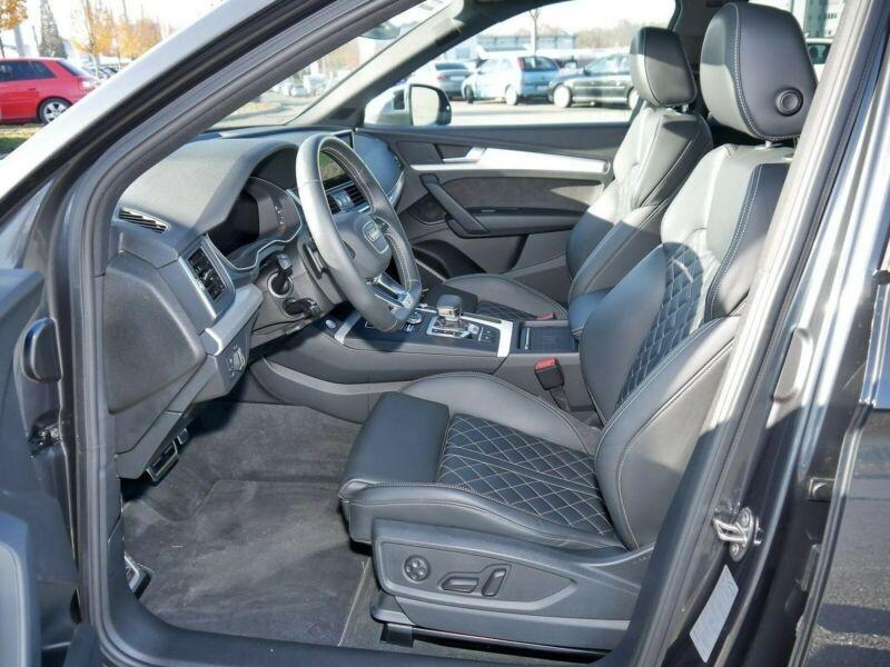 Audi SQ5 3.0 TDI 347CH QUATTRO TIPTRONIC Gris occasion à Villenave-d'Ornon - photo n°3