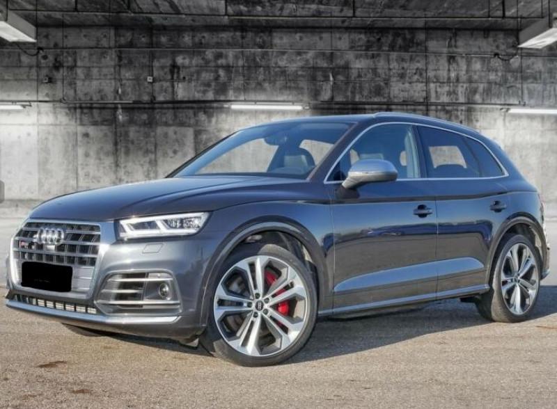 Audi SQ5 3.0 TDI 347CH QUATTRO TIPTRONIC Gris occasion à Villenave-d'Ornon