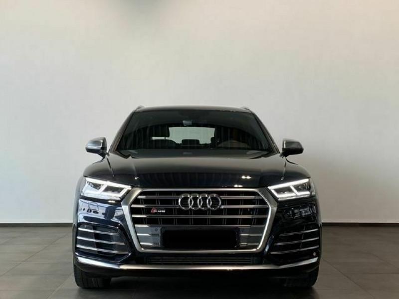 Audi SQ5 3.0 TDI 347CH QUATTRO TIPTRONIC  occasion à Villenave-d'Ornon
