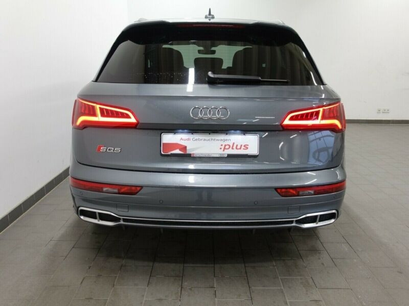 Audi SQ5 3.0 TDI 347CH QUATTRO TIPTRONIC  occasion à Villenave-d'Ornon - photo n°5