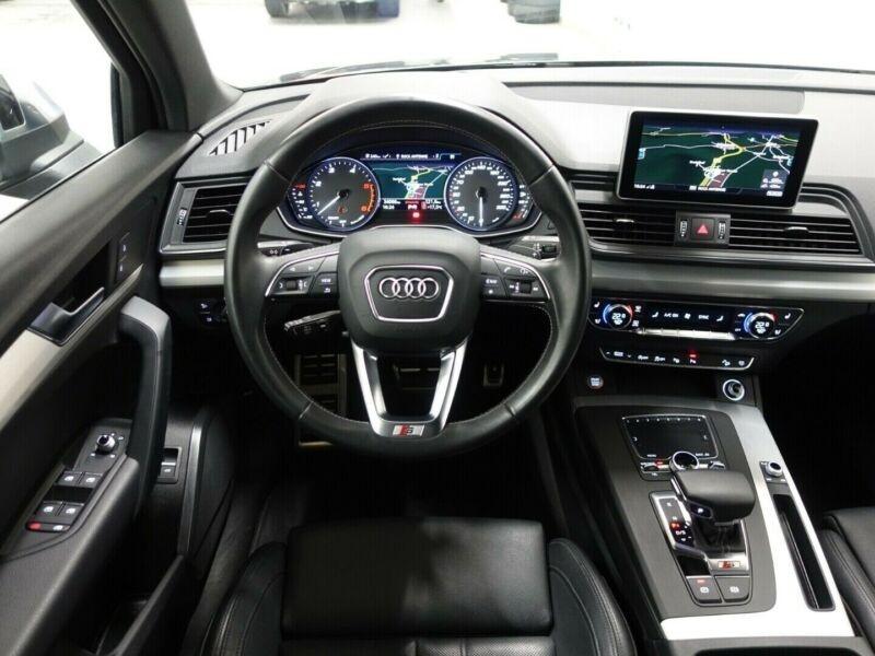 Audi SQ5 3.0 TDI 347CH QUATTRO TIPTRONIC  occasion à Villenave-d'Ornon - photo n°9