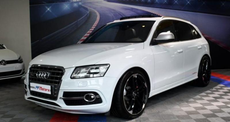 Audi SQ5 3.0 V6 Bi TDI 313 Quattro GPS TO Hayon ACC Drive Lane Brakin  occasion à Sarraltroff - photo n°3