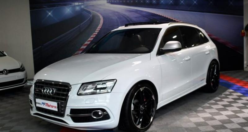 Audi SQ5 3.0 V6 Bi TDI 313 Quattro GPS TO Hayon ACC Drive Lane Brakin  occasion à Sarraltroff - photo n°2
