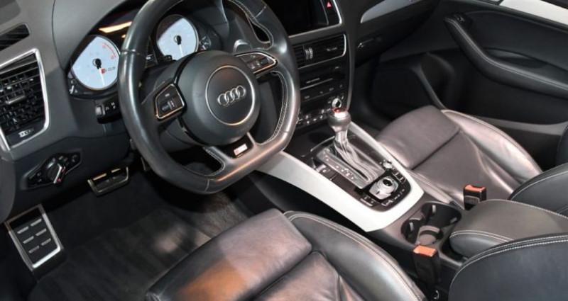 Audi SQ5 3.0 V6 Bi TDI 313 Quattro GPS TO Hayon ACC Drive Lane Brakin  occasion à Sarraltroff - photo n°7