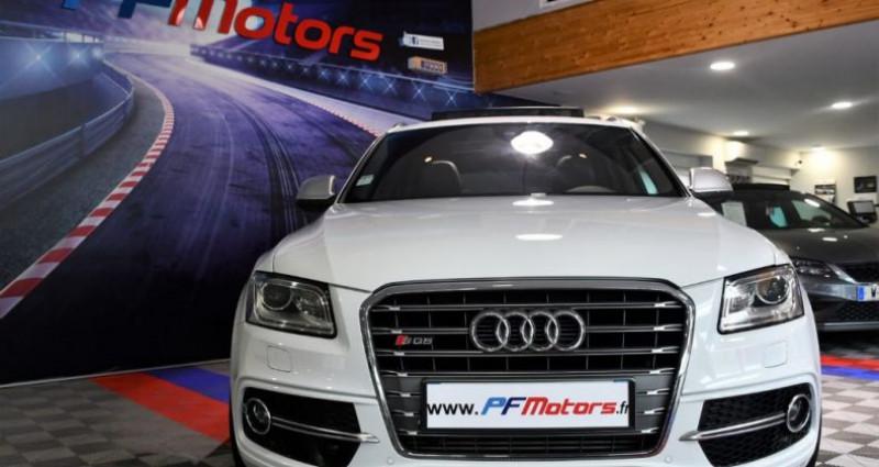 Audi SQ5 3.0 V6 Bi TDI 313 Quattro GPS TO Hayon ACC Drive Lane Brakin  occasion à Sarraltroff - photo n°6