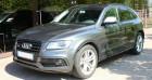 Audi SQ5 3.0 V6 BiTDI 313 quattro Tiptronic Gris 2014 - annonce de voiture en vente sur Auto Sélection.com