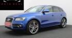 Audi SQ5 3.0 V6 BiTDI 313ch quattro Tiptronic Bleu à Boulogne-Billancourt 92