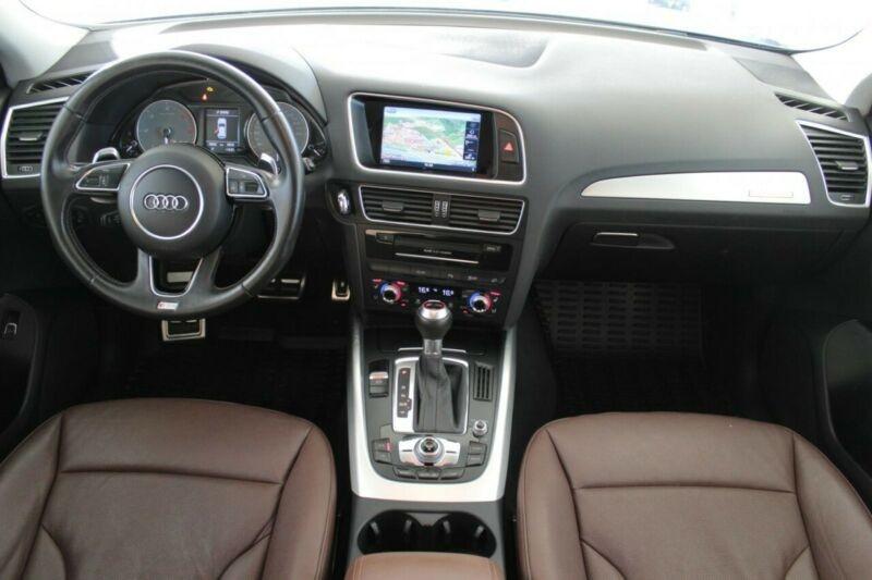 Audi SQ5 3.0 V6 BITDI 313CH QUATTRO TIPTRONIC Gris occasion à Villenave-d'Ornon - photo n°6