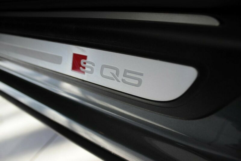 Audi SQ5 3.0 V6 BITDI 313CH QUATTRO TIPTRONIC Gris occasion à Villenave-d'Ornon - photo n°9