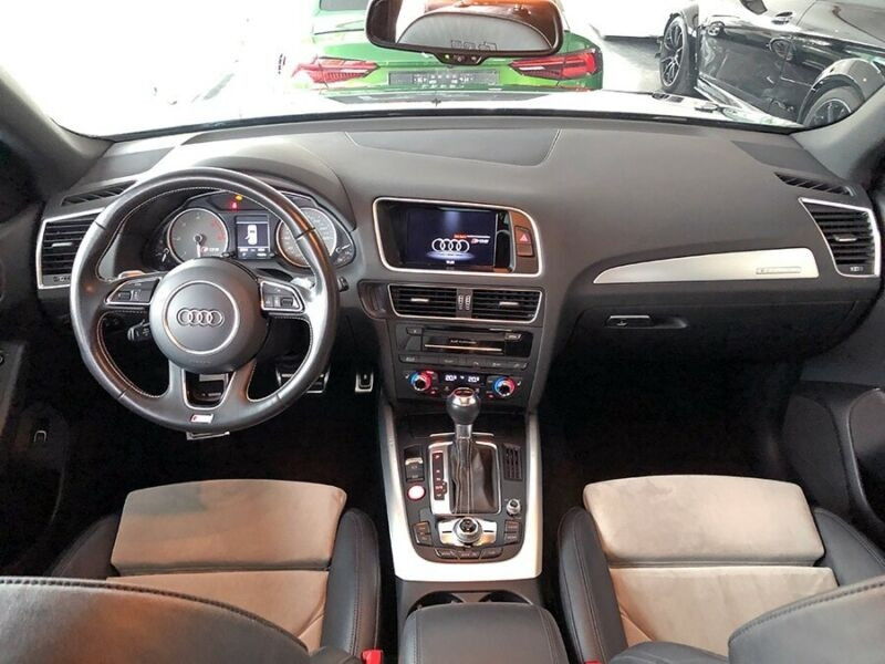 Audi SQ5 3.0 V6 BITDI 313CH QUATTRO TIPTRONIC Noir occasion à Villenave-d'Ornon - photo n°6