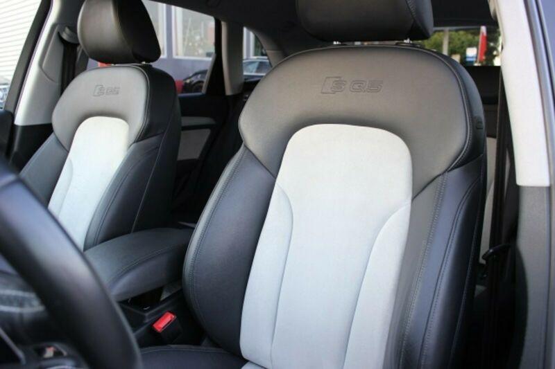 Audi SQ5 3.0 V6 BITDI 313CH QUATTRO TIPTRONIC Noir occasion à Villenave-d'Ornon - photo n°8
