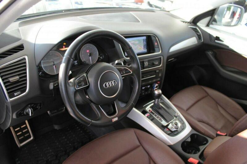 Audi SQ5 3.0 V6 BITDI 313CH QUATTRO TIPTRONIC Gris occasion à Villenave-d'Ornon - photo n°4