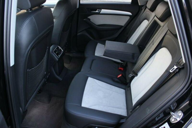 Audi SQ5 3.0 V6 BITDI 313CH QUATTRO TIPTRONIC Noir occasion à Villenave-d'Ornon - photo n°9