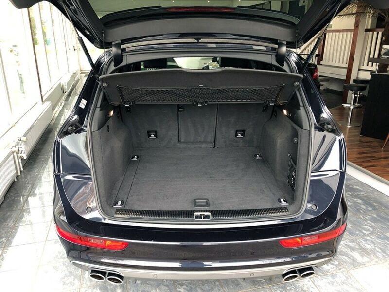 Audi SQ5 3.0 V6 BITDI 313CH QUATTRO TIPTRONIC Noir occasion à Villenave-d'Ornon - photo n°4