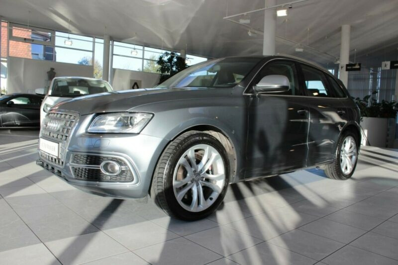 Audi SQ5 3.0 V6 BITDI 313CH QUATTRO TIPTRONIC Gris occasion à Villenave-d'Ornon