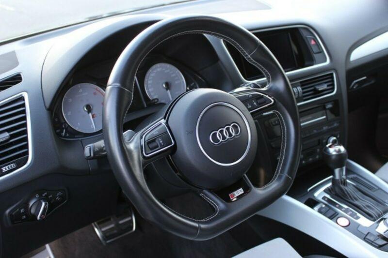 Audi SQ5 3.0 V6 BITDI 313CH QUATTRO TIPTRONIC Noir occasion à Villenave-d'Ornon - photo n°5