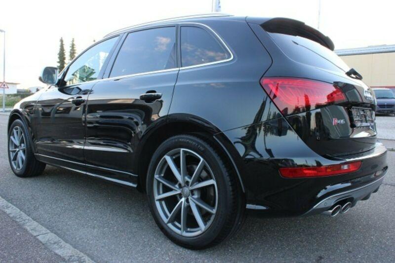 Audi SQ5 3.0 V6 BITDI 313CH QUATTRO TIPTRONIC Noir occasion à Villenave-d'Ornon - photo n°3