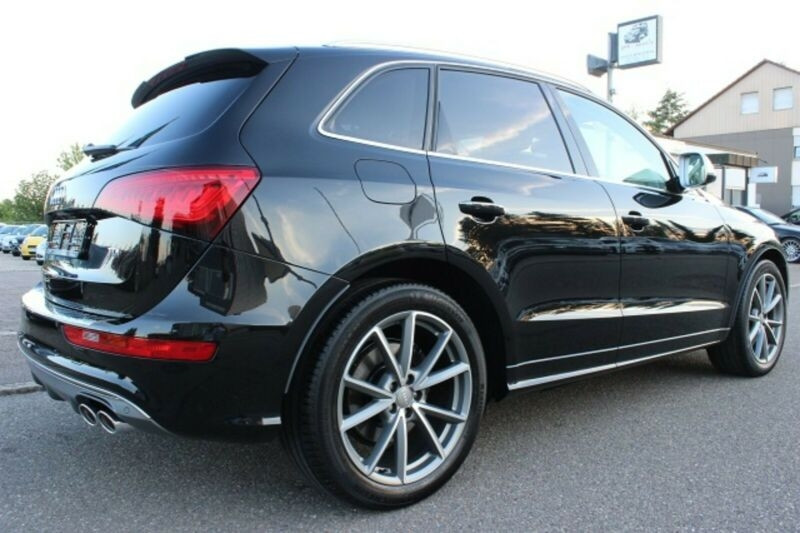 Audi SQ5 3.0 V6 BITDI 313CH QUATTRO TIPTRONIC Noir occasion à Villenave-d'Ornon - photo n°2