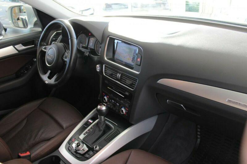 Audi SQ5 3.0 V6 BITDI 313CH QUATTRO TIPTRONIC Gris occasion à Villenave-d'Ornon - photo n°5