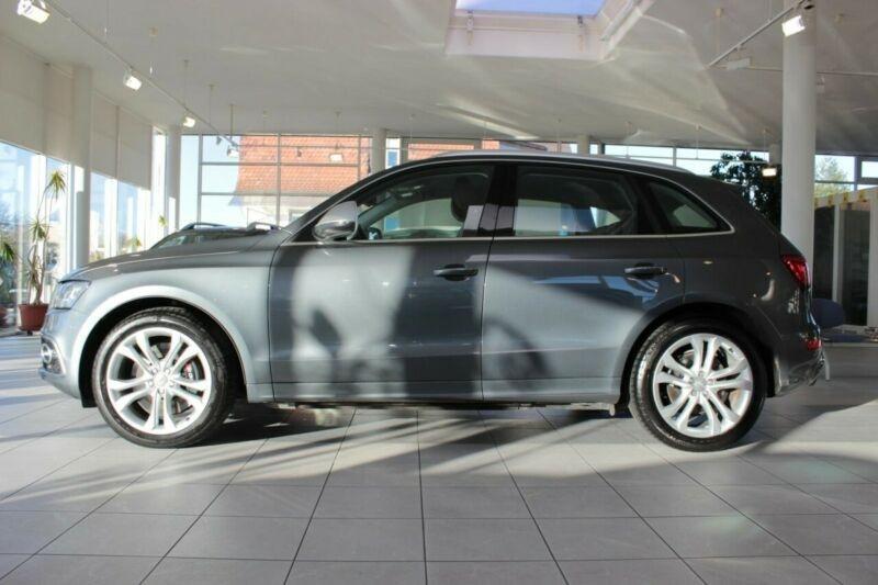 Audi SQ5 3.0 V6 BITDI 313CH QUATTRO TIPTRONIC Gris occasion à Villenave-d'Ornon - photo n°2