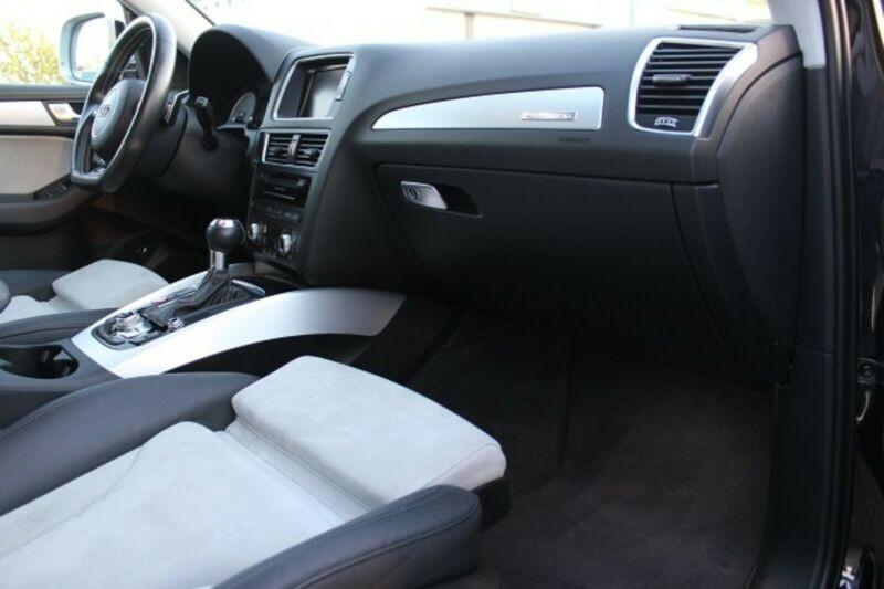 Audi SQ5 3.0 V6 BITDI 313CH QUATTRO TIPTRONIC Noir occasion à Villenave-d'Ornon - photo n°7