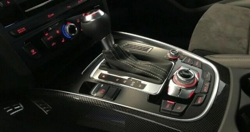 Audi SQ5 3.0 V6 BiTDI 326ch quattro Tiptronic Bleu occasion à Boulogne-Billancourt - photo n°6