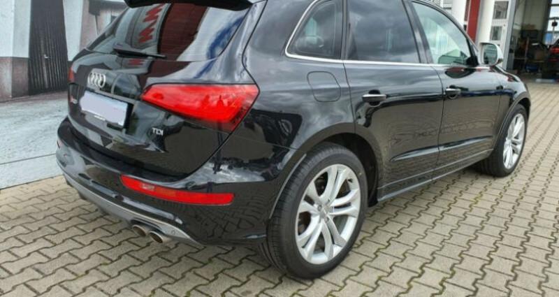 Audi SQ5 3.0 V6 BiTDI 326ch quattro Tiptronic Noir occasion à Boulogne-Billancourt - photo n°5