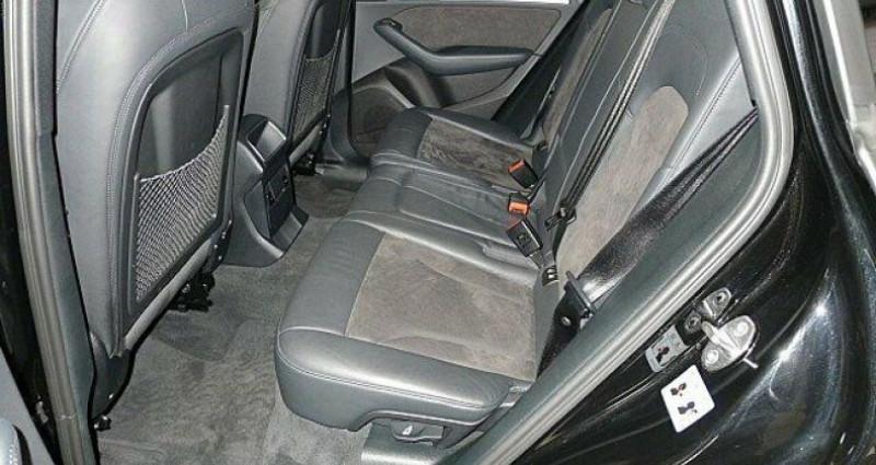 Audi SQ5 3.0 V6 BiTDI 326ch quattro Tiptronic Noir occasion à Boulogne-Billancourt - photo n°6