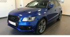 Audi SQ5 3.0 V6 BiTDI 326ch quattro Tiptronic Bleu à Boulogne-Billancourt 92